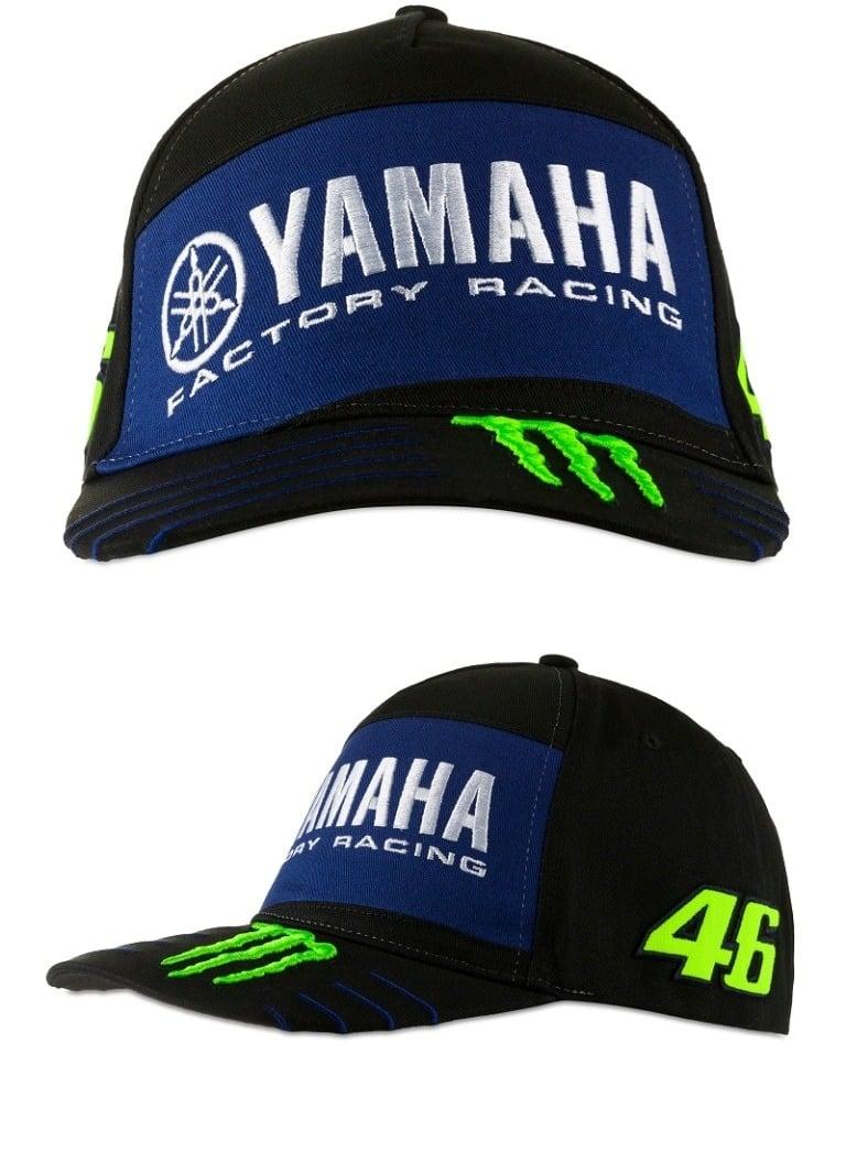 ブログ2 YAMAHA POWER LINE VR46 CAP-vert