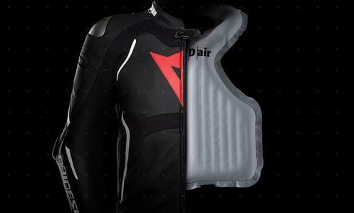 ジャケットタイプエアバッグの保護範囲