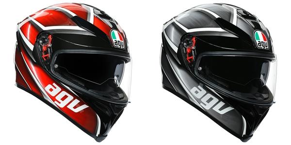 AGV スポーツヘルメットのご紹介 K-5 S
