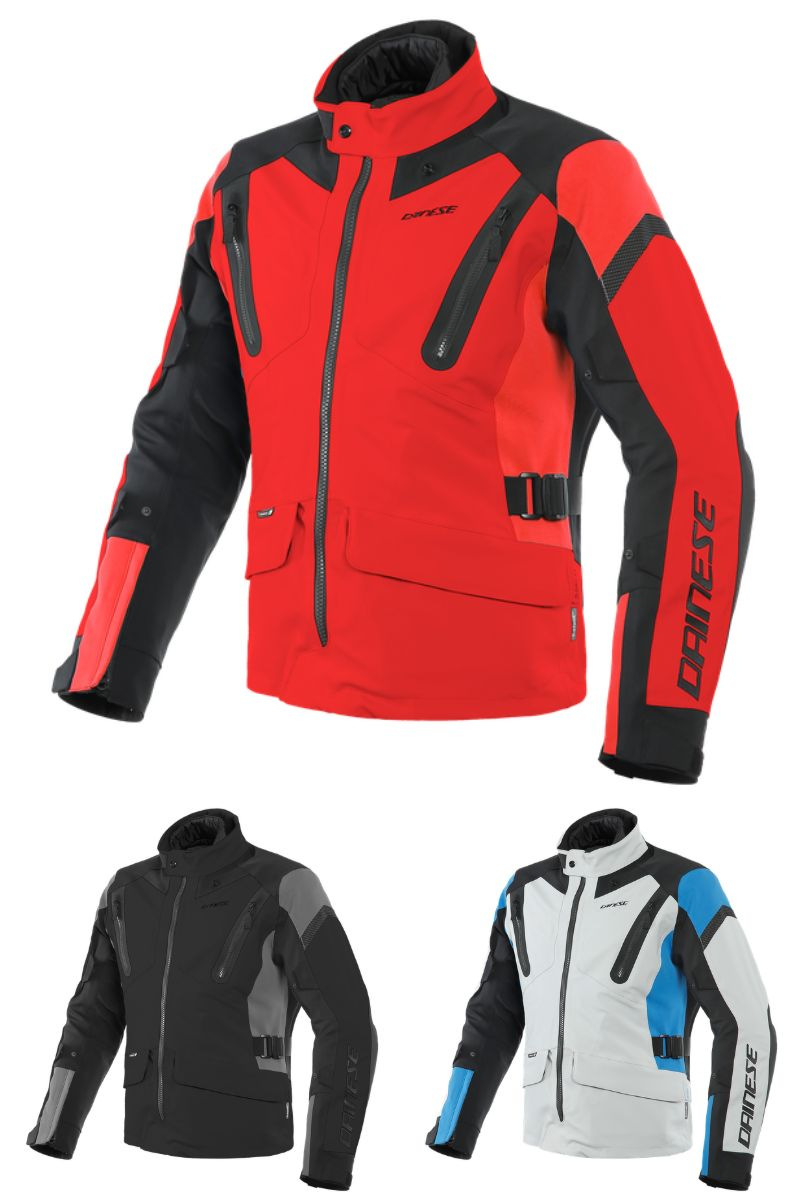 -TONALE D-DRY JACKET- 快適・防水・防寒性を両立させたツーリングジャケットが登場
