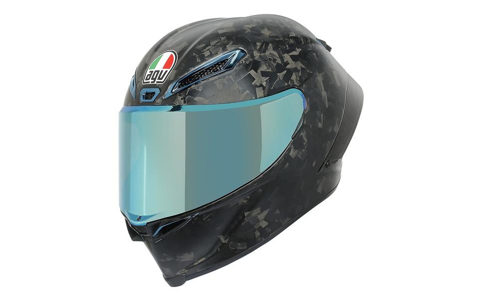 フォージドカーボンヘルメット【AGV PISTA GP RR FUTURO】