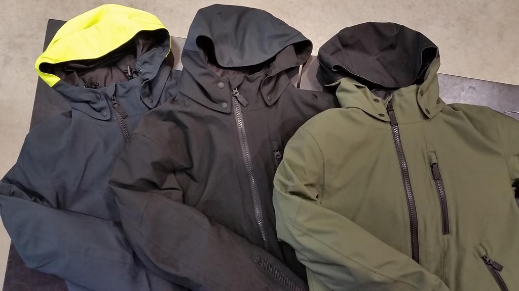 普段着コートもオシャレにライディングジャケット『MAYFAIR D-DRY® JACKET』