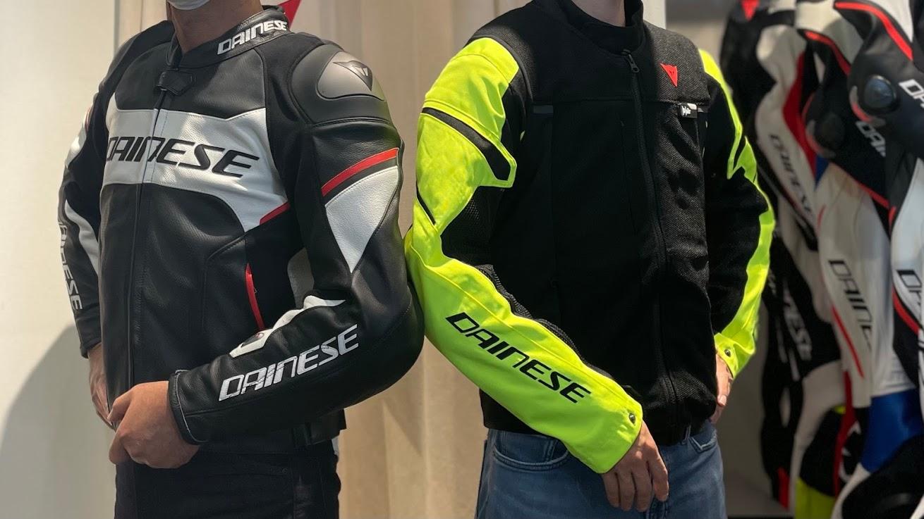 D-air ROAD スマートジャケット vs ジャケット一体型 あなたはどちらがお好みですか?