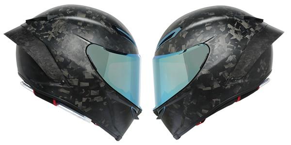 革命的なフォージドカーボンを採用した新作ヘルメットのご紹介!