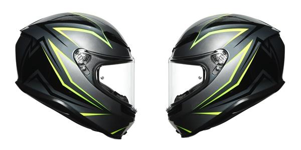 新作AGV ヘルメットのご紹介