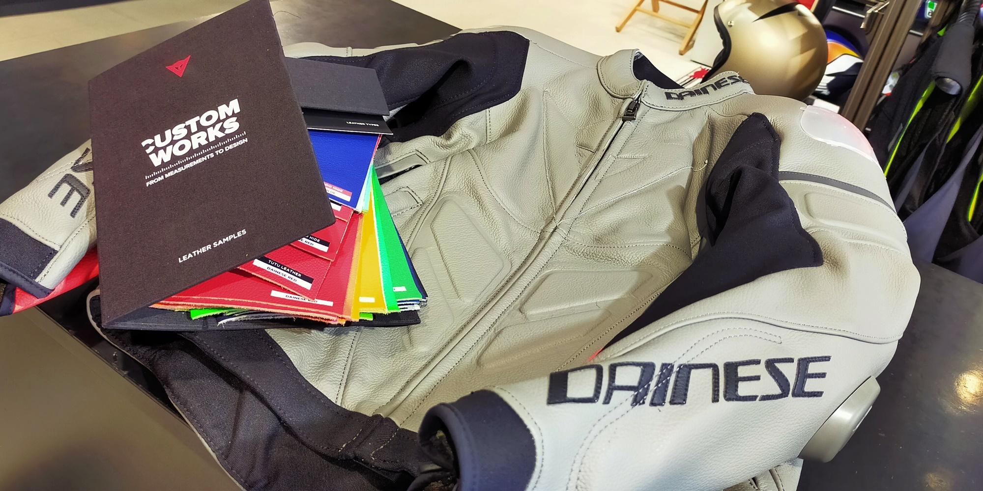 「CUSTOM WORKS」で世界で1着だけのジャケットを