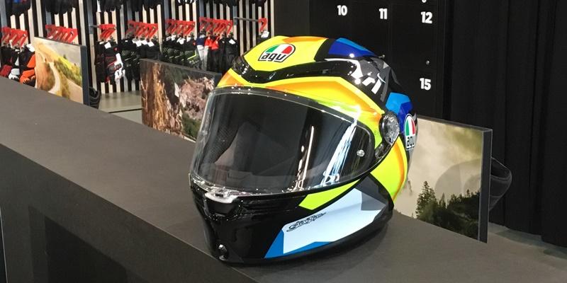 AGV K6 ヘルメット・新グラフィックのご紹介
