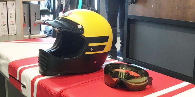 AGV X101ヘルメットはどのようなバイクに合わせられるでしょうか?