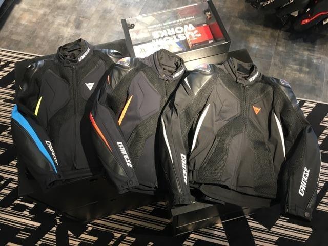 スーパースポーツに最適なメッシュジャケットのご紹介