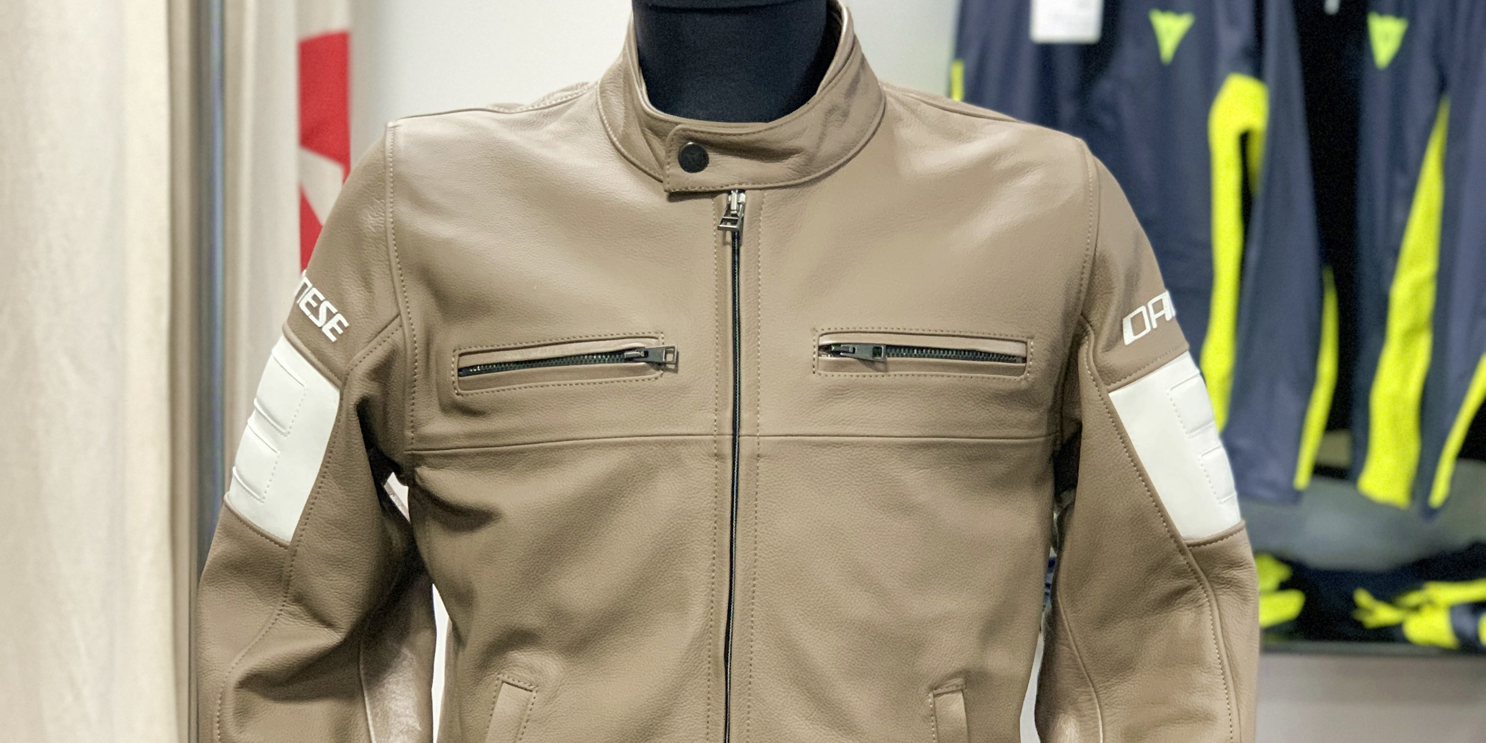 【SAN DIEGO LEATHER JACKET】ネオクラシカルなレザージャケットのご紹介