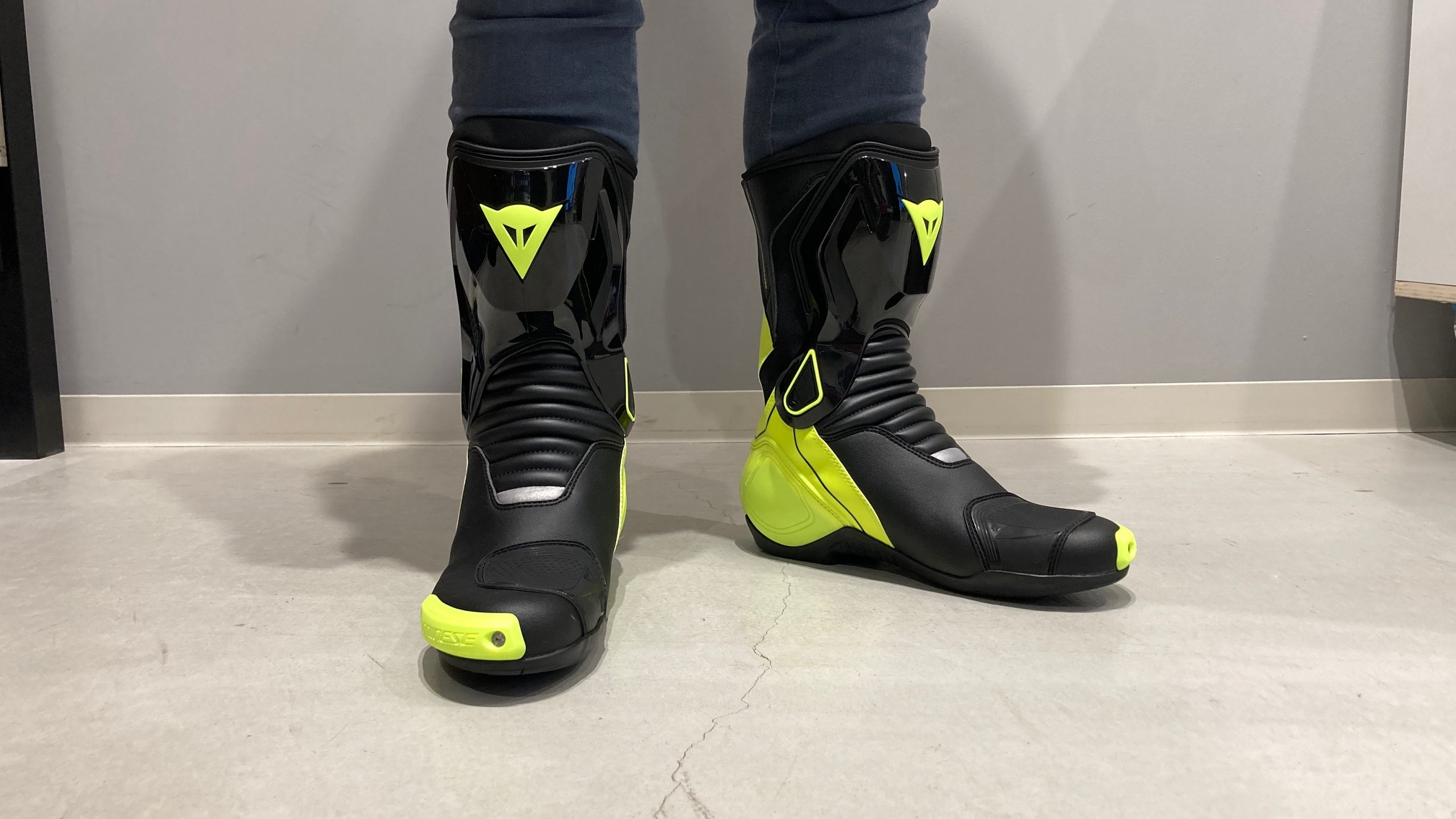 ツーリングにお勧めな防水ブーツ NEXUS 2 D-WP BOOTS