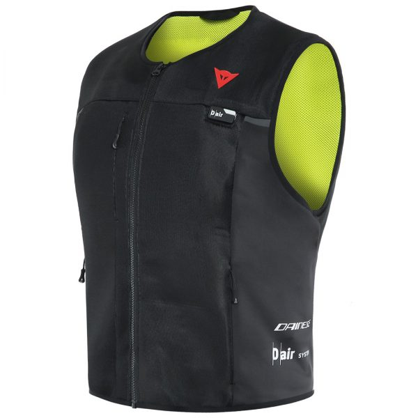 ワイヤレスエアバッグシステムを搭載「スマートジャケット」