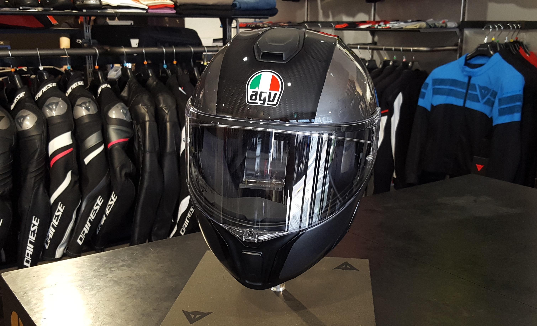 革新的なシステムヘルメット【SPORTMODULAR】
