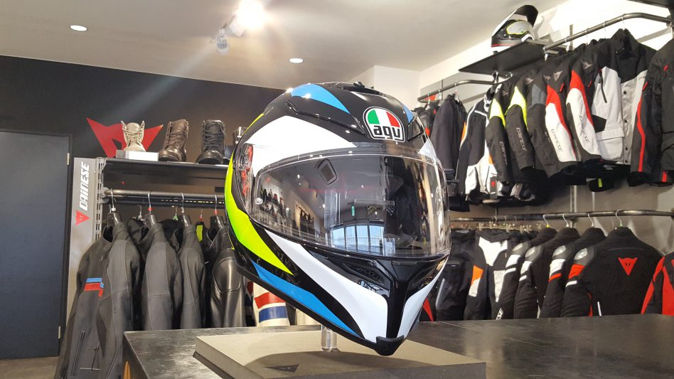 AGVヘルメットに新色が登場!
