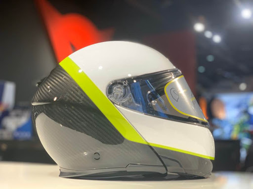 AGV SPORTMODULAR RAY CARBON/WH/YELLOW のご紹介