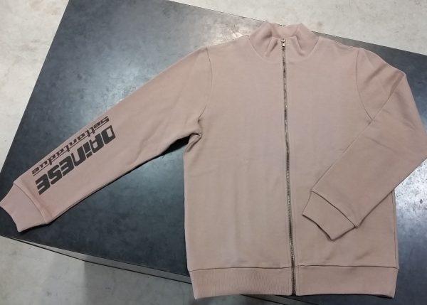 新作スウェットシャツ『D72 FULL-ZIP SWEATSHIRT』入荷です。