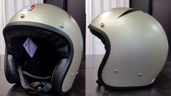 X70シリーズのヘルメットにNewデザインが登場です。