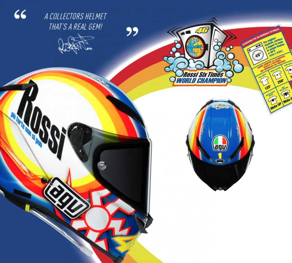 【AGV】限定カラーヘルメットのご予約受付中