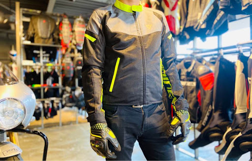 BORA AIR TEX JACKETの紹介