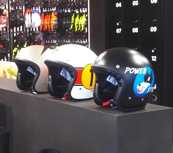新作JETヘルメットのご紹介