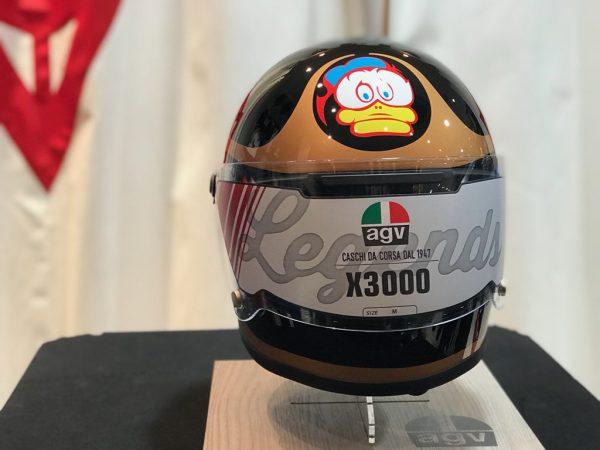 AGV X3000新色追加のご案内