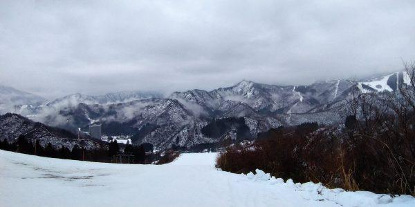 ダイネーゼのスキーウェアでゲレンデを彩ってきました