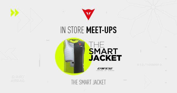 スマートジャケット・発売直前インストアイベントを開催致します