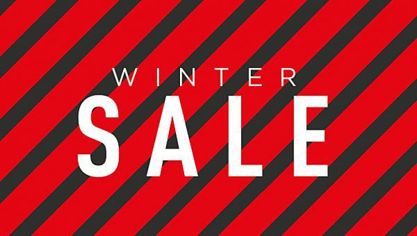 WINTER FAINAL SALE開催