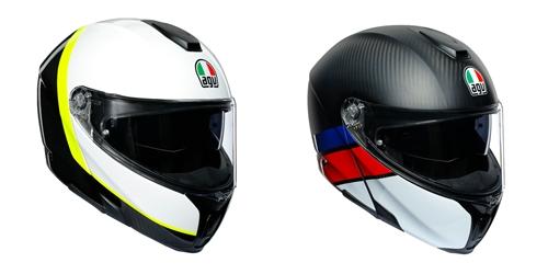 AGVのシステムヘルメットのご紹介