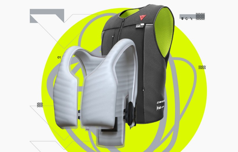 バイク用のワイヤレスエアバッグの仕組みについて