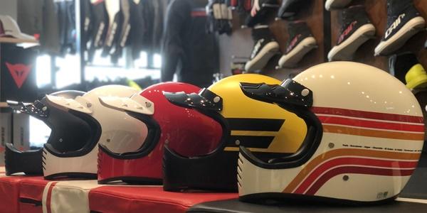 AGV新作ヘルメットX101のご紹介