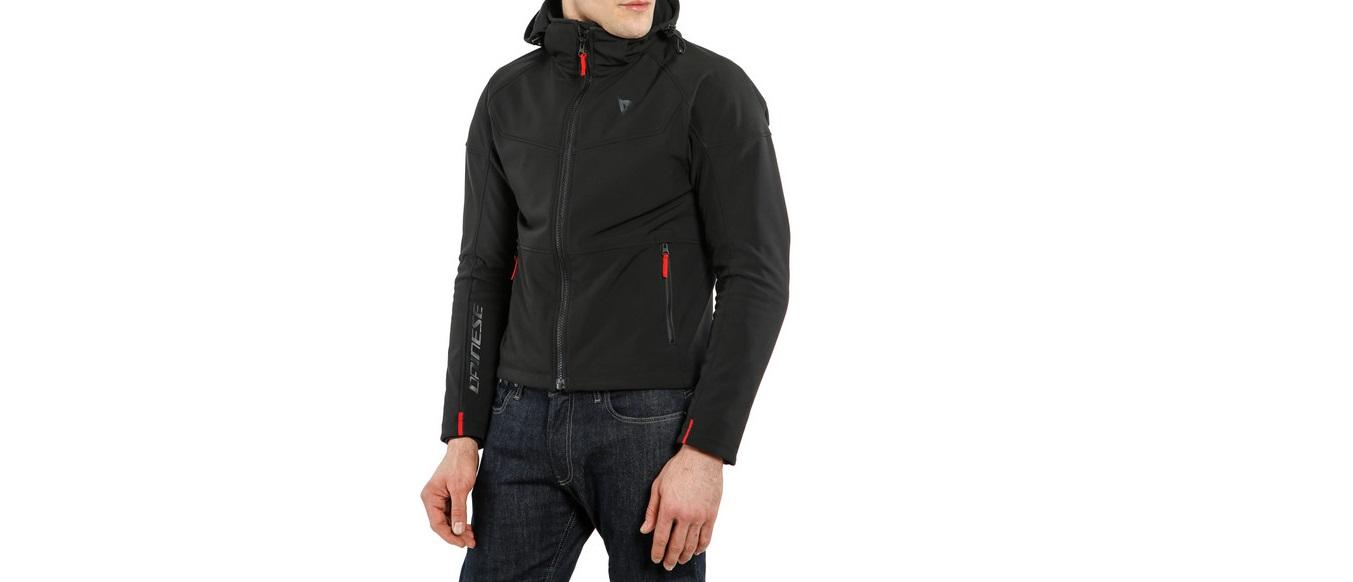 2021年春モデルのフード付き新作ジャケット