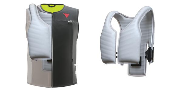 バイク用エアバッグ「D-air®」 その仕組み、選び方、プロテクション性能を徹底解説