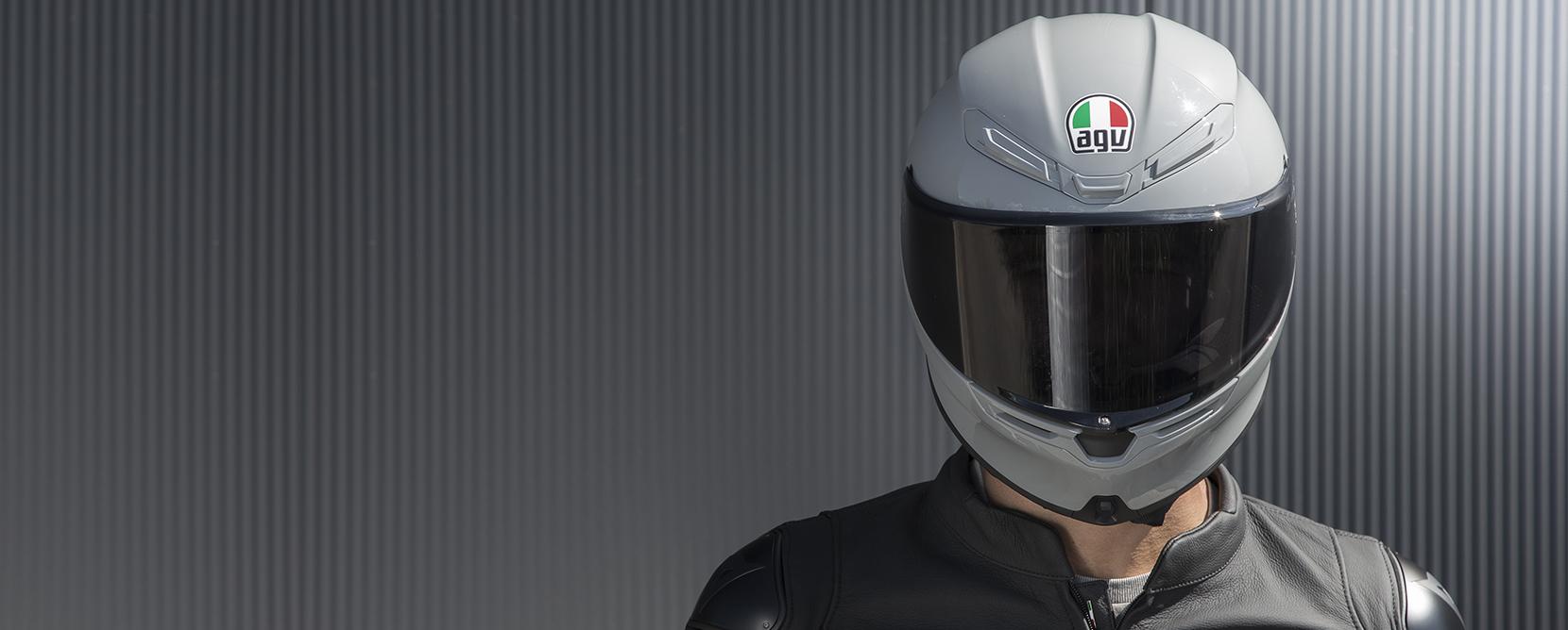 AGVヘルメット アジアンフィットのサイズ感について